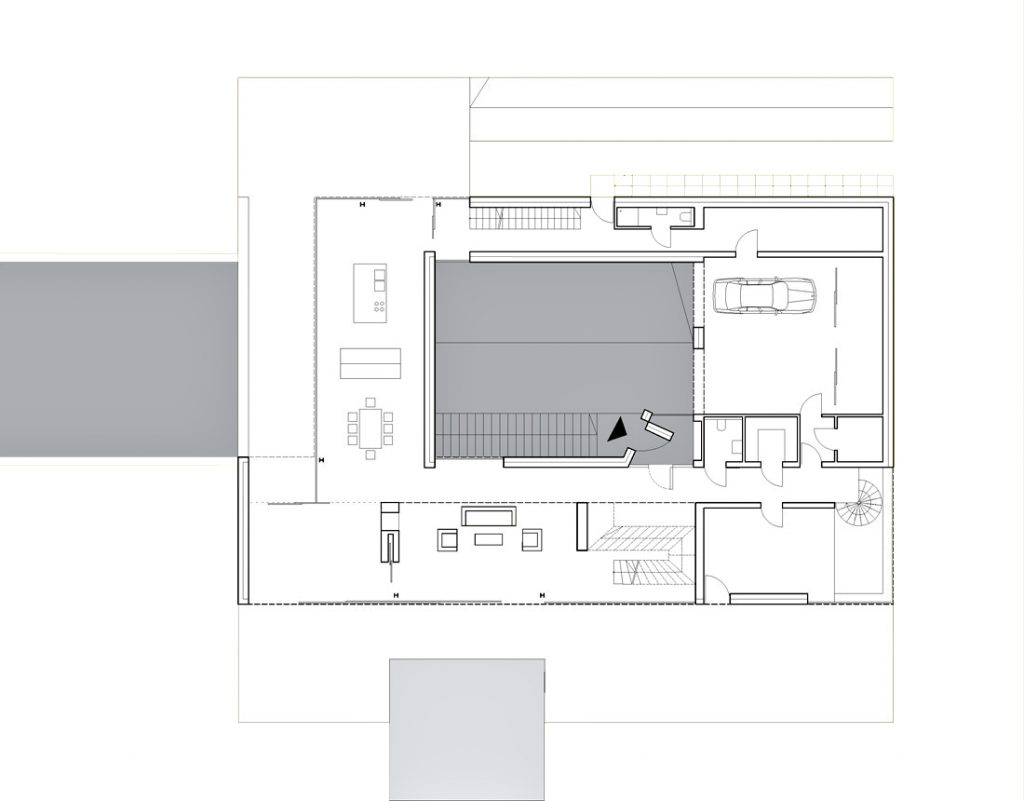 Floor Plans - Aatrial House Luxury Residence - Opole, Poland