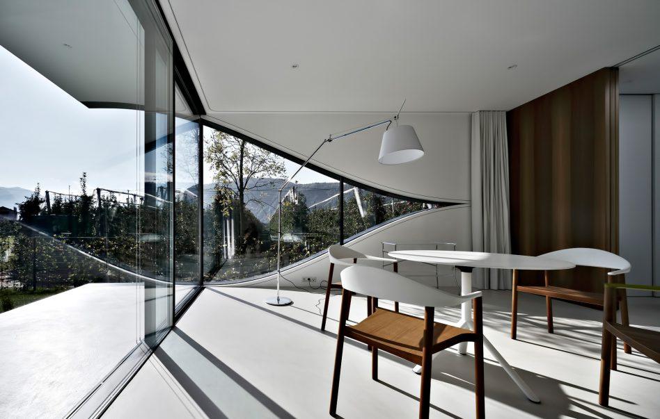 Mirror Houses Luxury Residence - Bolzano, South Tyrol, Italy