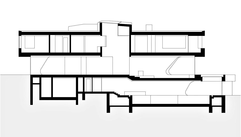 Sections – Dupli Casa Luxury Residence – Ludwigsburg, Stuttgart, Germany