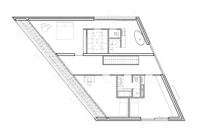 Floor Plans - Villa Kavel Luxury Residence - Amsterdam, North Holland, Netherlands