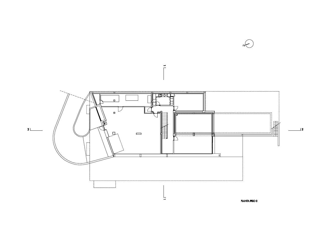 Floor Plans – Villa Escarpa Luxury Residence – Praia da Luz, Algarve, Portugal