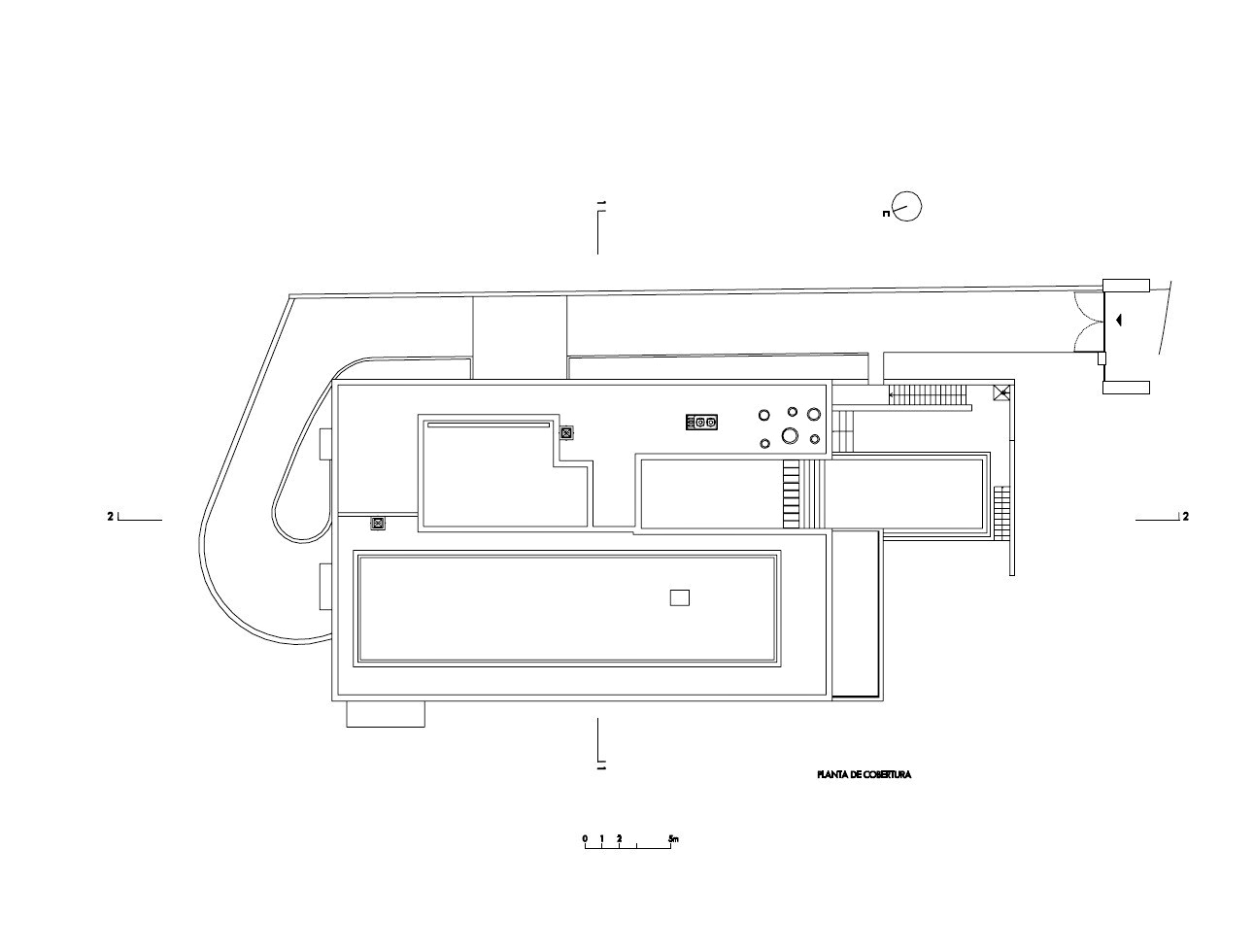 Floor Plans - Villa Escarpa Luxury Residence - Praia da Luz, Algarve, Portugal