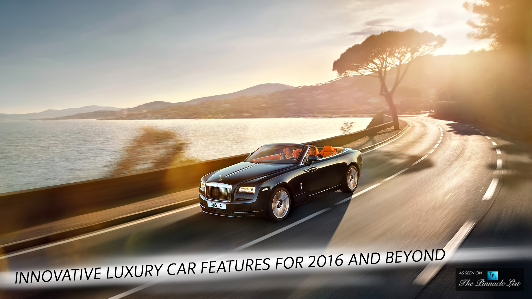 Innovative Luxury Car Features for 2016 and Beyond