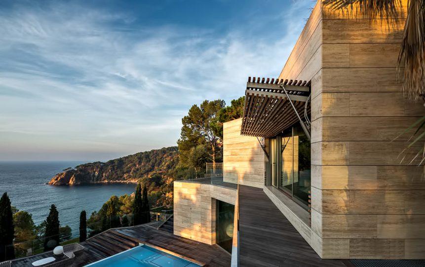 Traverti Villa Luxury Residence - Tossa de Mar, Girona, Spain