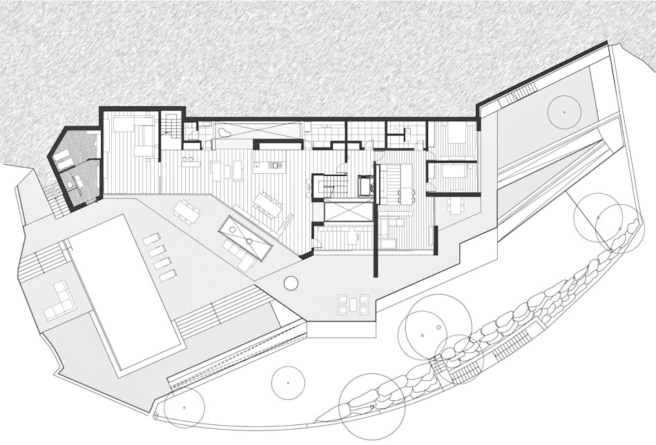 Floor Plans - Traverti Villa Luxury Residence - Tossa de Mar, Girona, Spain