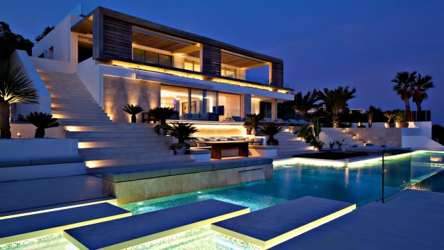 Roca Llisa Luxury Villa - Ibiza, Balearic Islands, Spain