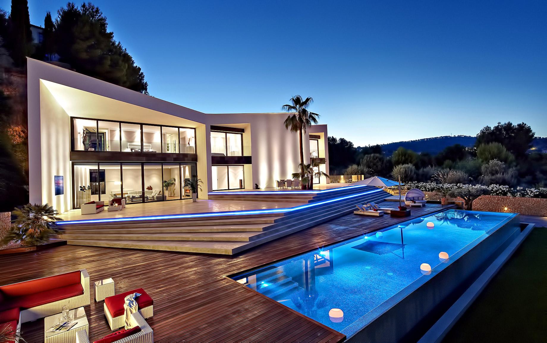 Villa Origami Luxury Residence Son Vida Mallorca Spain