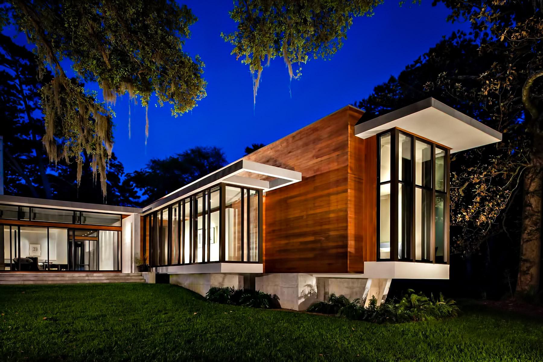 Brays Island II Residence - Brays Island Plantation, Sheldon, SC, USA
