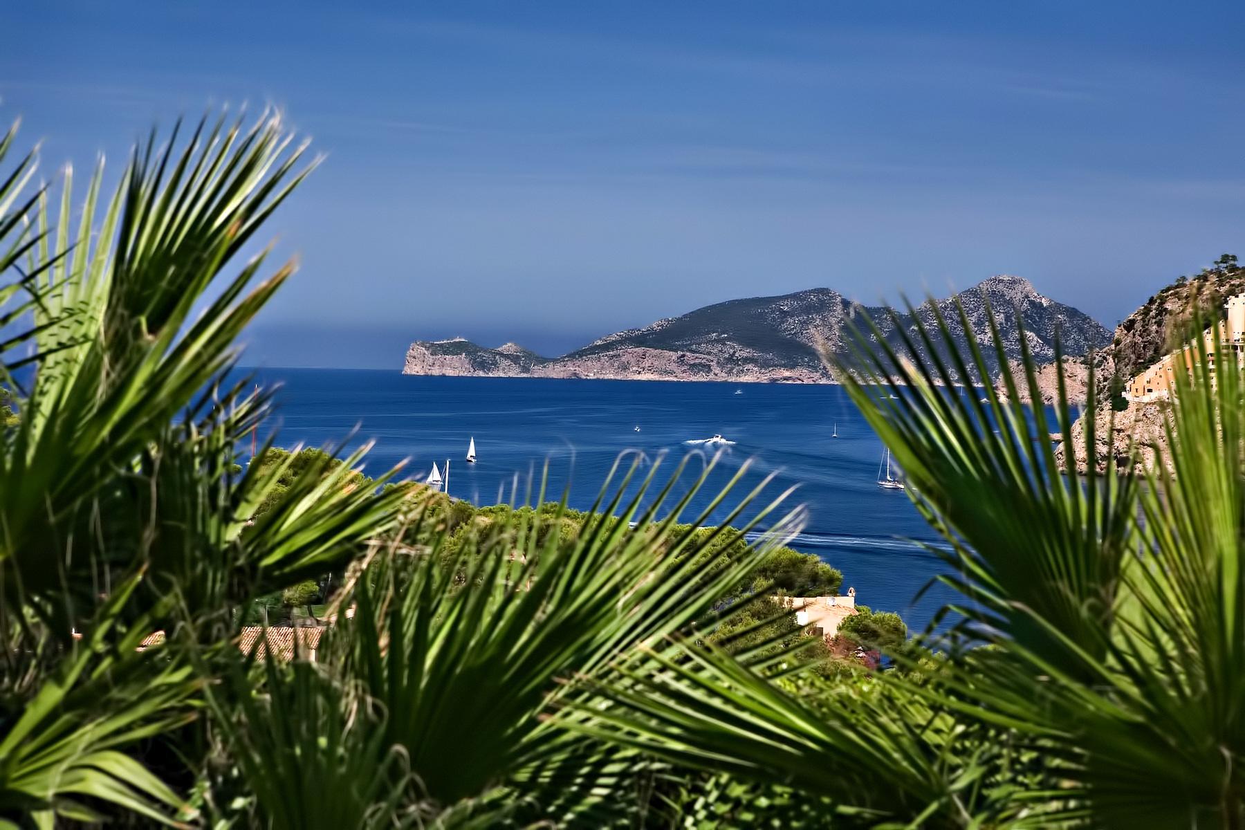 Bella Vista Luxury Villa – Port d'Andratx, Mallorca, Spain
