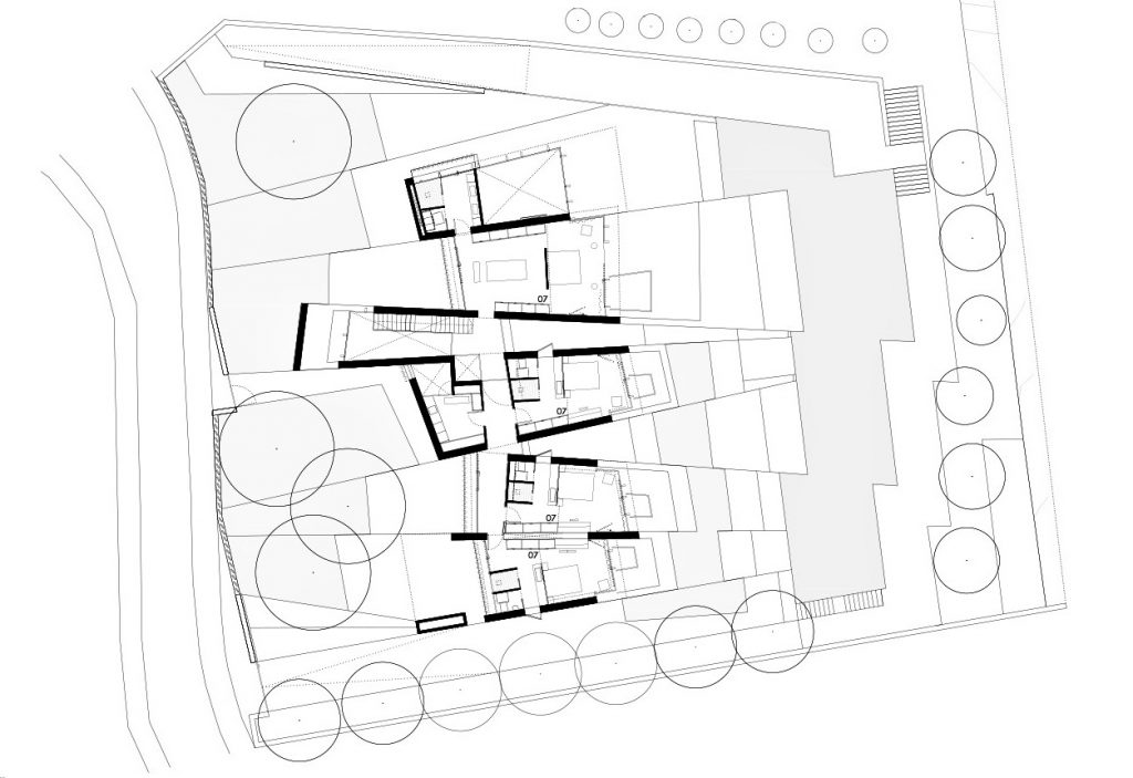 Floor Plans - Casa Sardinera Luxury Residence - Xàbia, Alicante, Spain