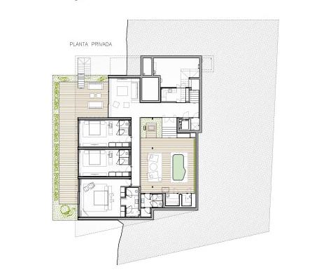 Floor Plans - Villa Boscana Luxury Residence - Son Vida, Mallorca, Spain