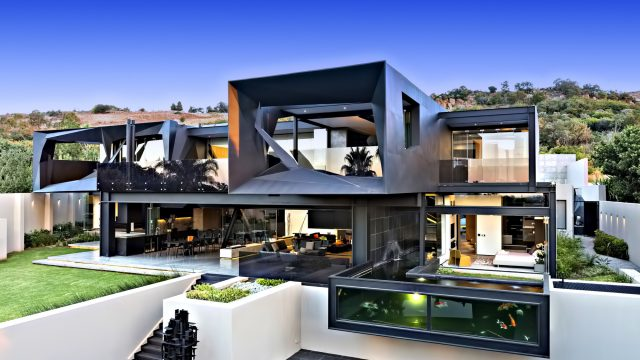 Kloof Ana House - Bedfordview, Gauteng, South Africa