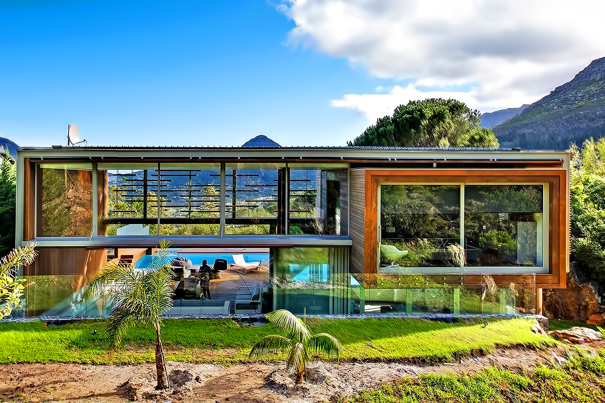Spa House Luxury Villa - Hout Bay, Cape Town, South Africa