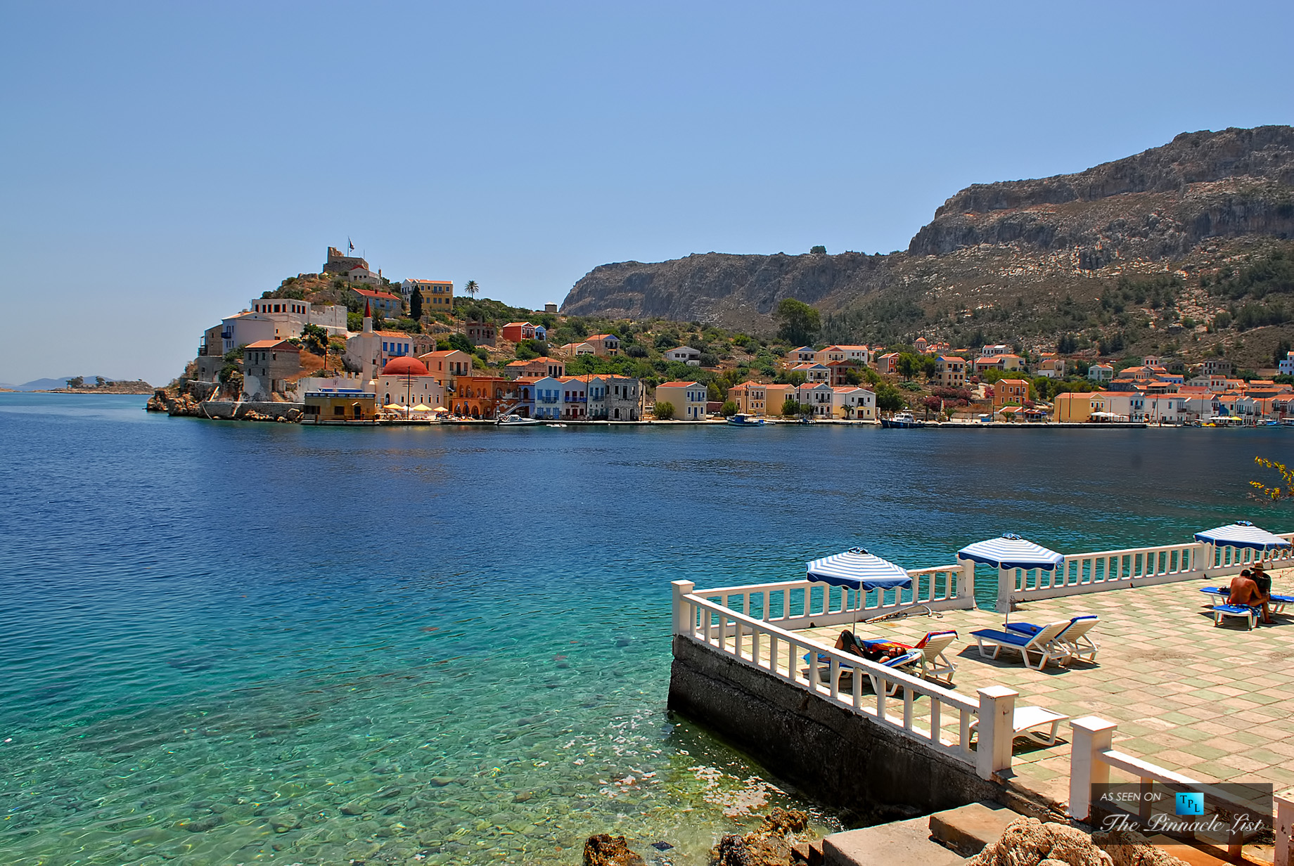Greece Kastellorizo - Top 5 Secret Luxury Locations in Eastern Europe