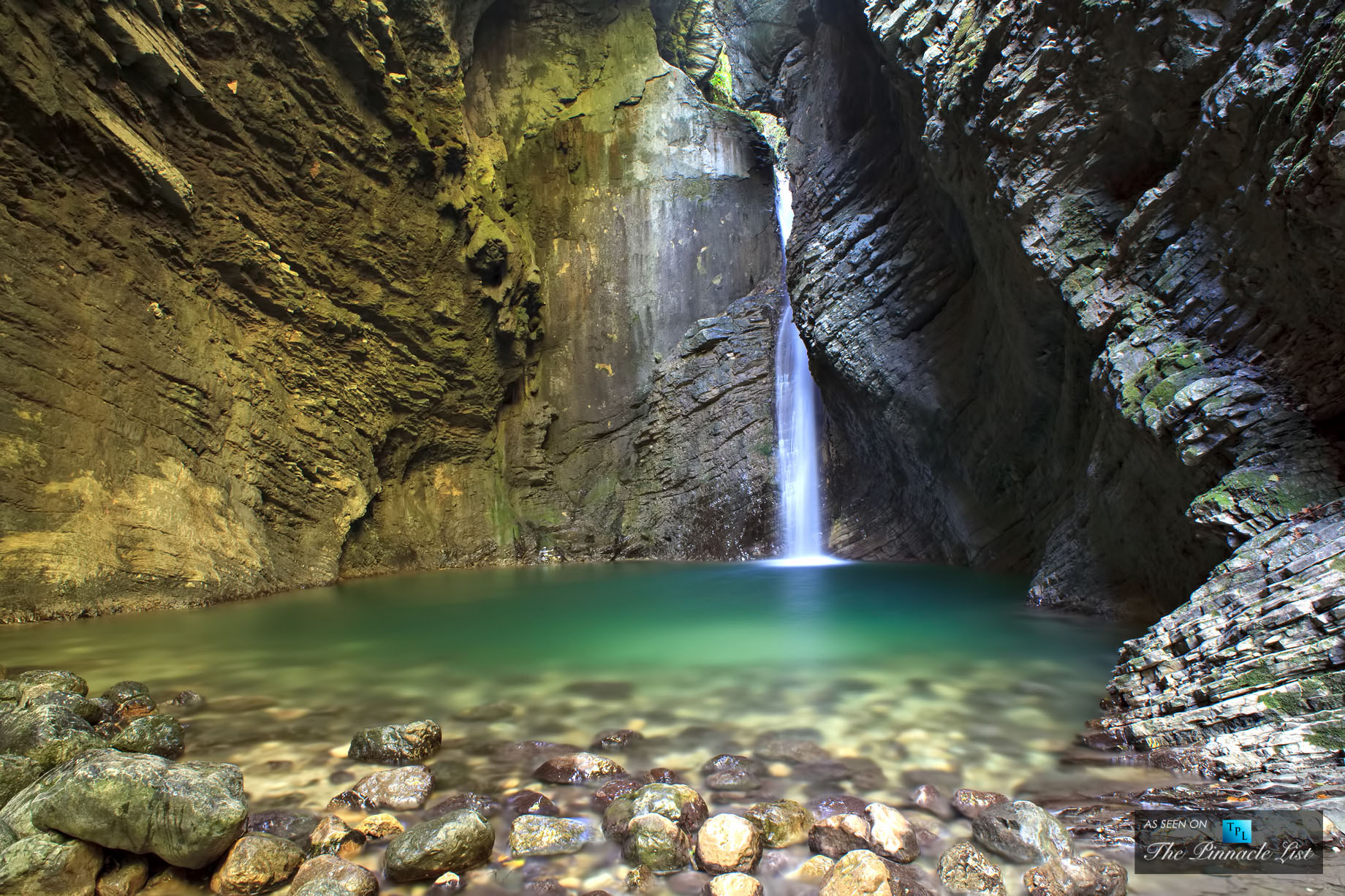 Slovenia Kobarid - Top 5 Secret Luxury Locations in Eastern Europe