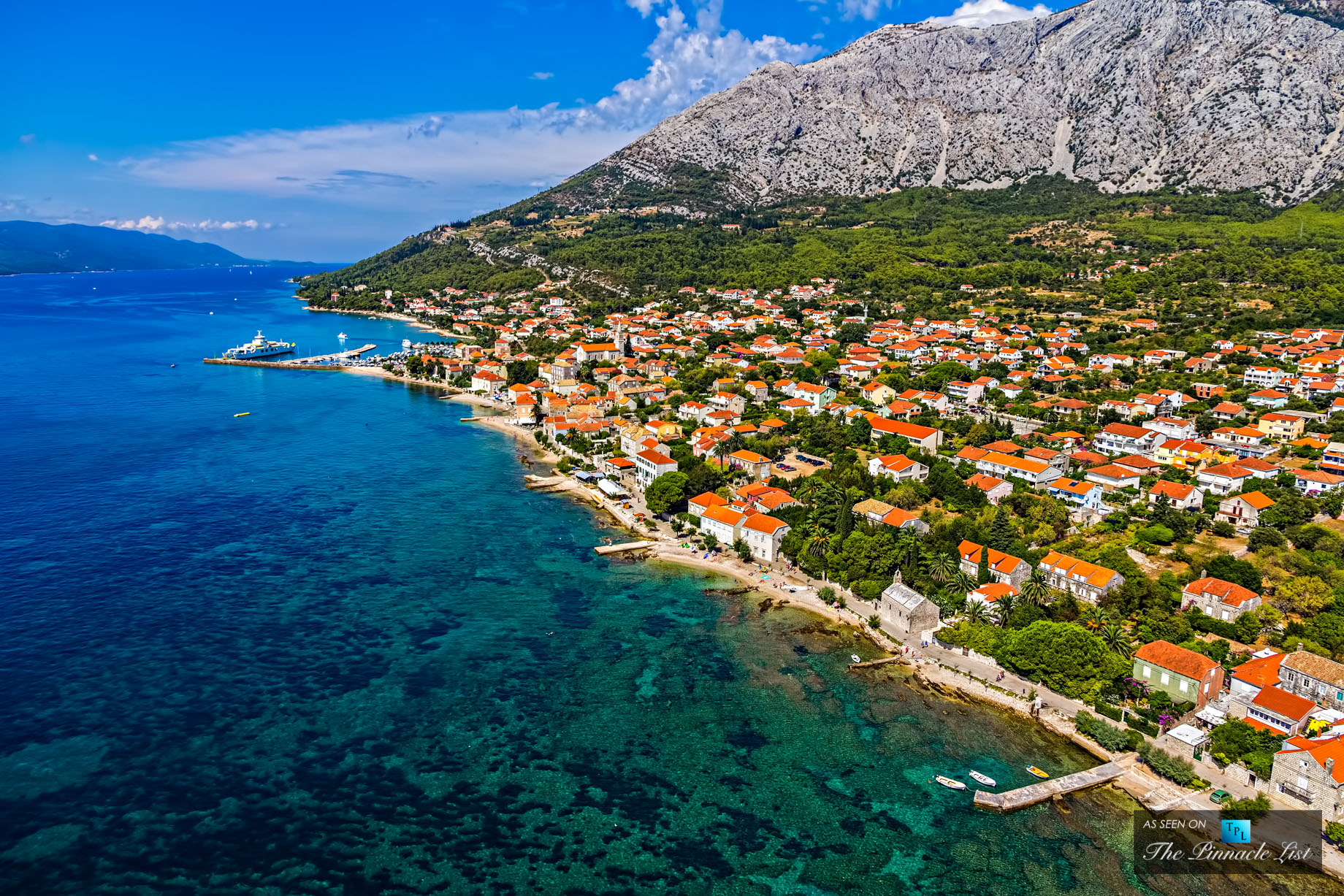 Croatia Orebic - Top 5 Secret Luxury Locations in Eastern Europe