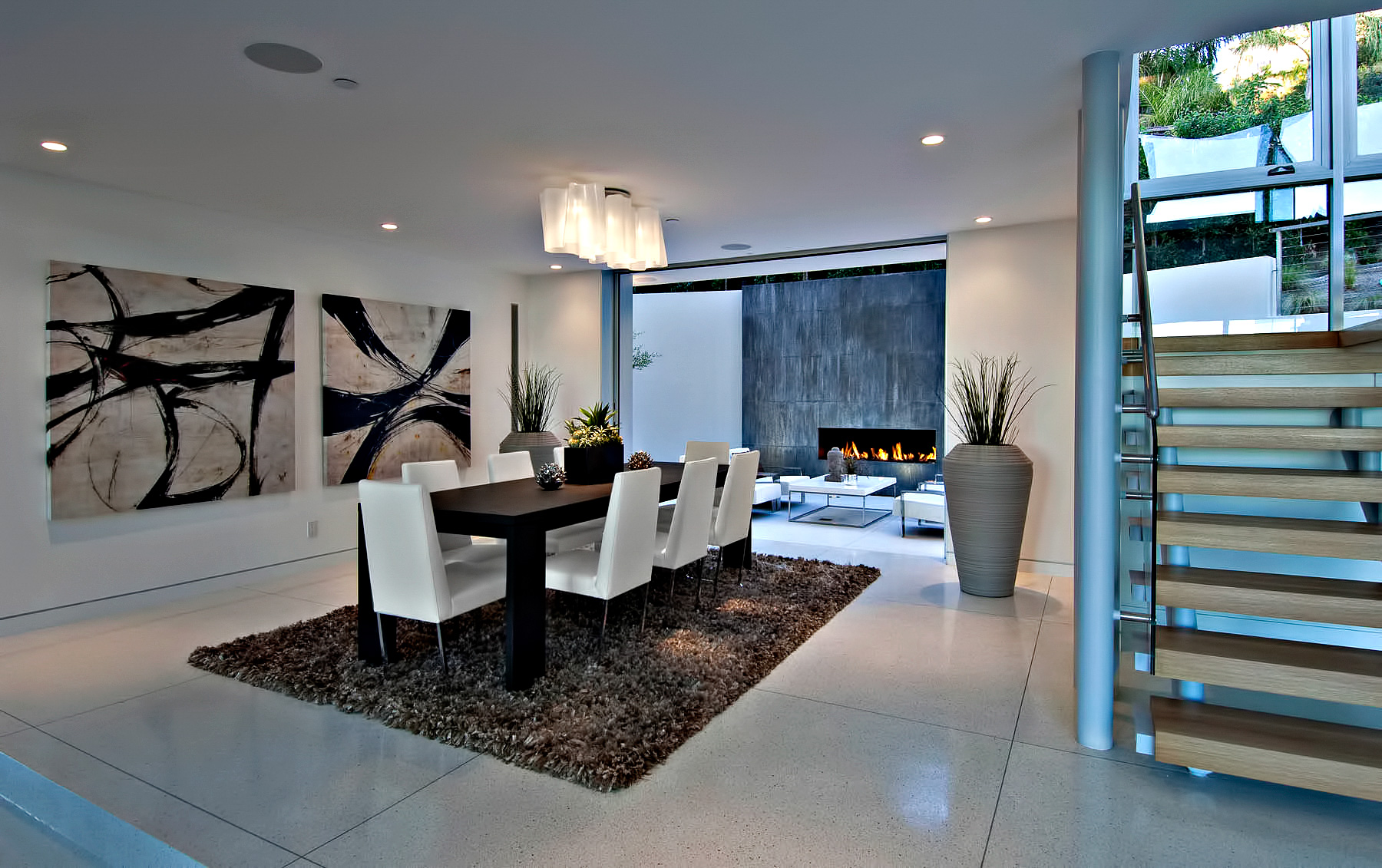 Hollywood Hills Modern - 1734 N Doheny Dr, Los Angeles, CA, USA