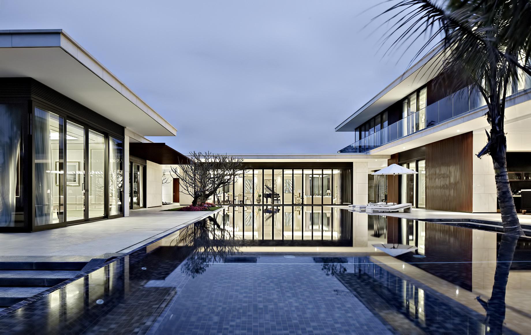 Chenglu Luxury Sea View Villas – Lingshui, Hainan, China