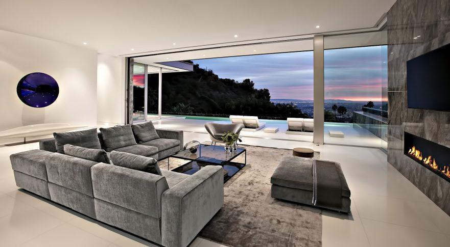 Hollywood Hills Modern - 1814 N Doheny Dr, Los Angeles, CA, USA