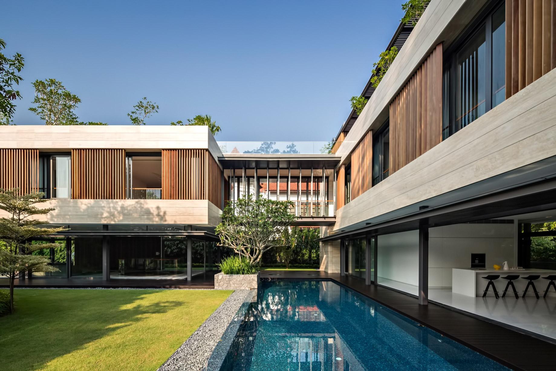 Secret Garden House Luxury Residence – Bukit Timah, Singapore