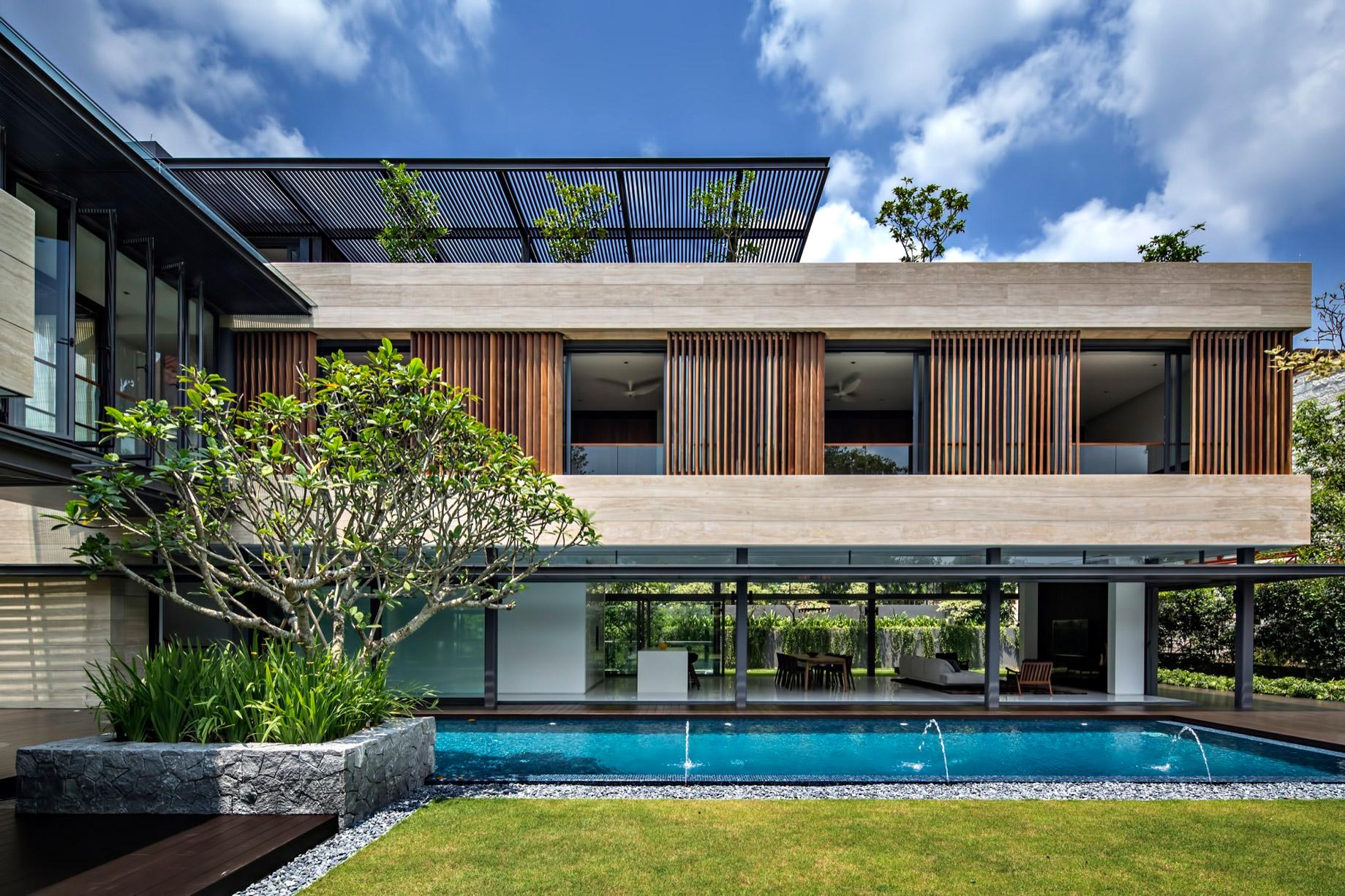 Secret Garden House Luxury Residence - Bukit Timah, Singapore