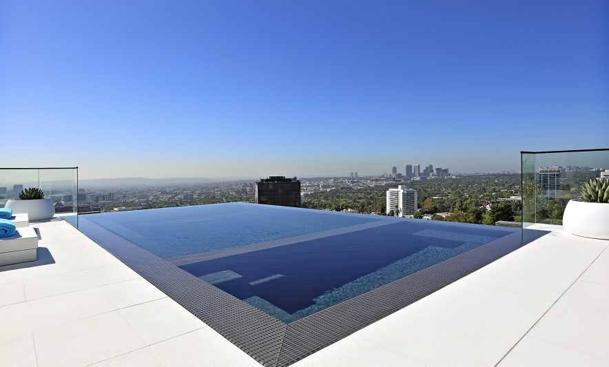 Hollywood Hills Home - 8931 St. Ives Drive, Los Angeles, CA, USA
