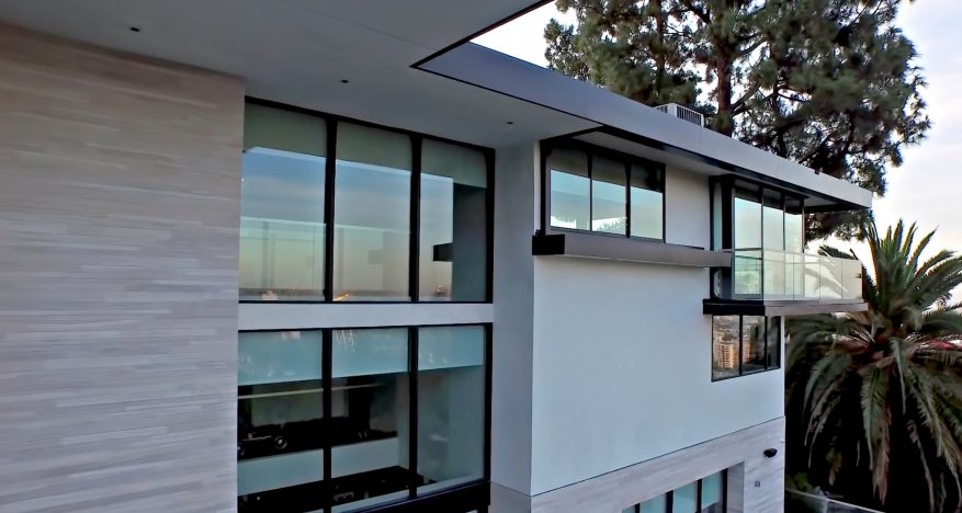 Hollywood Hills Modern - 8927 St Ives Drive, Los Angeles, CA, USA