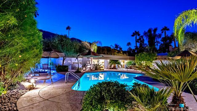 Avance Hotel - 537 S Grenfall Rd, Palm Springs, USA
