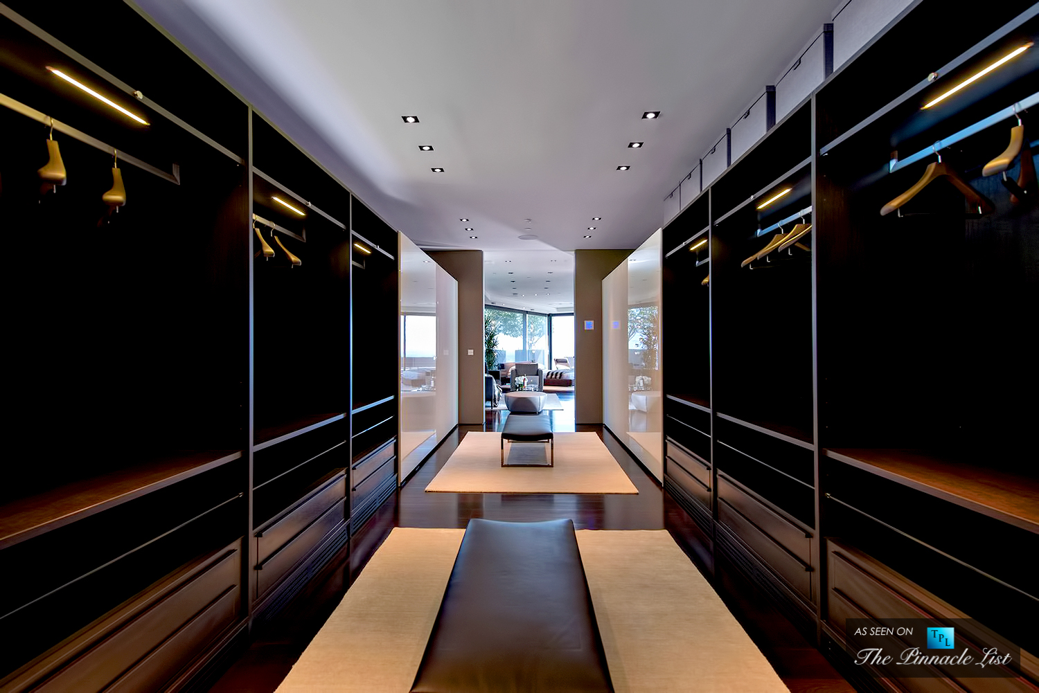 The Closet is an Extension of You - 1201 Laurel Way, Beverly Hills, CA