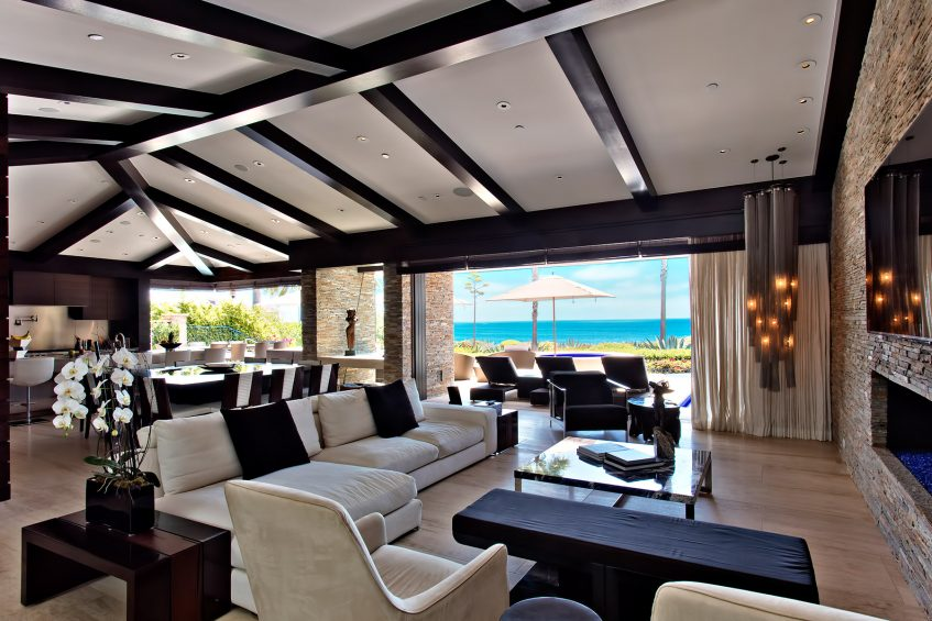 Oceanfront Modern - 11 Montage Way, Laguna Beach, CA, USA