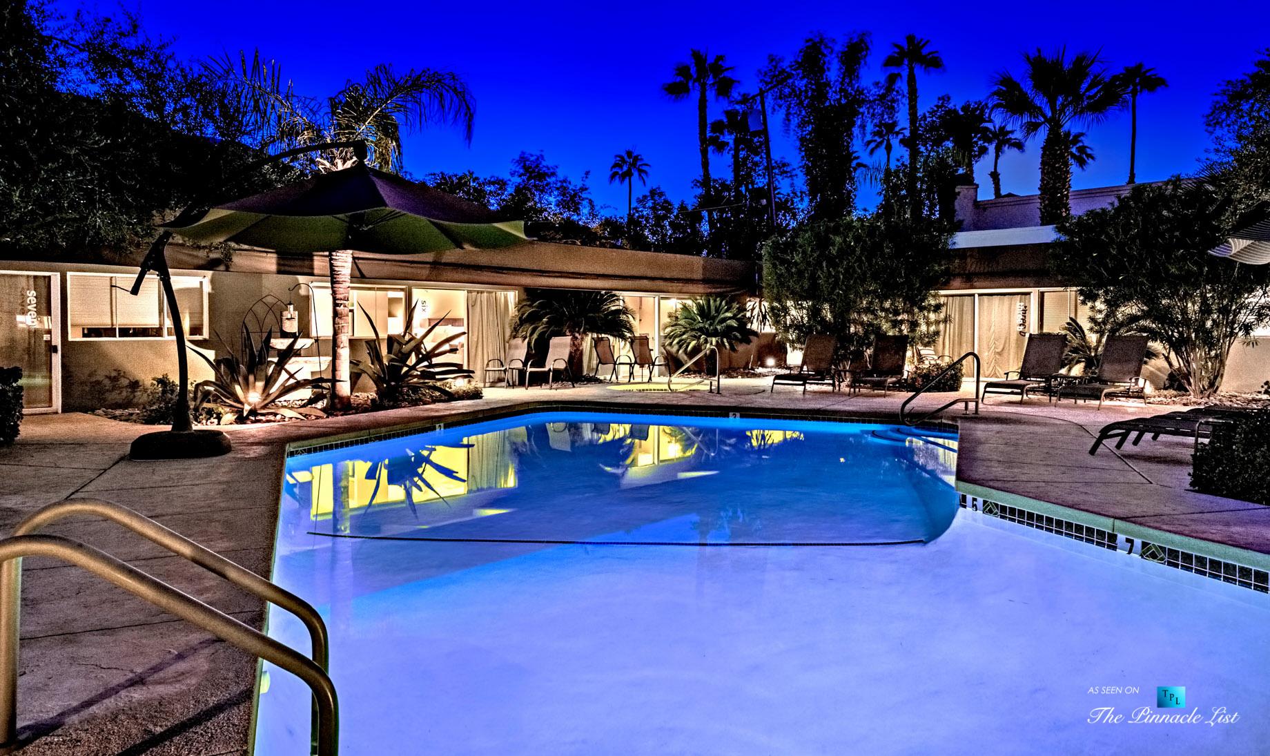 Avance Hotel – 537 S Grenfall Rd, Palm Springs, USA