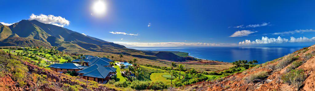 Maui Oceanview Estate - 454 Wailau Place, Lahaina, HI, USA