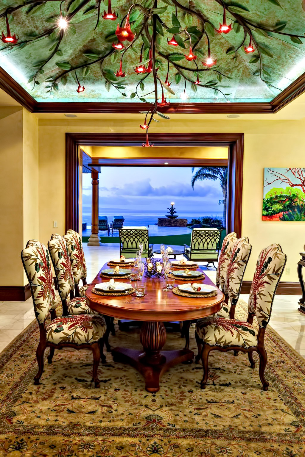 Maui Oceanview Estate – 454 Wailau Place, Lahaina, HI, USA