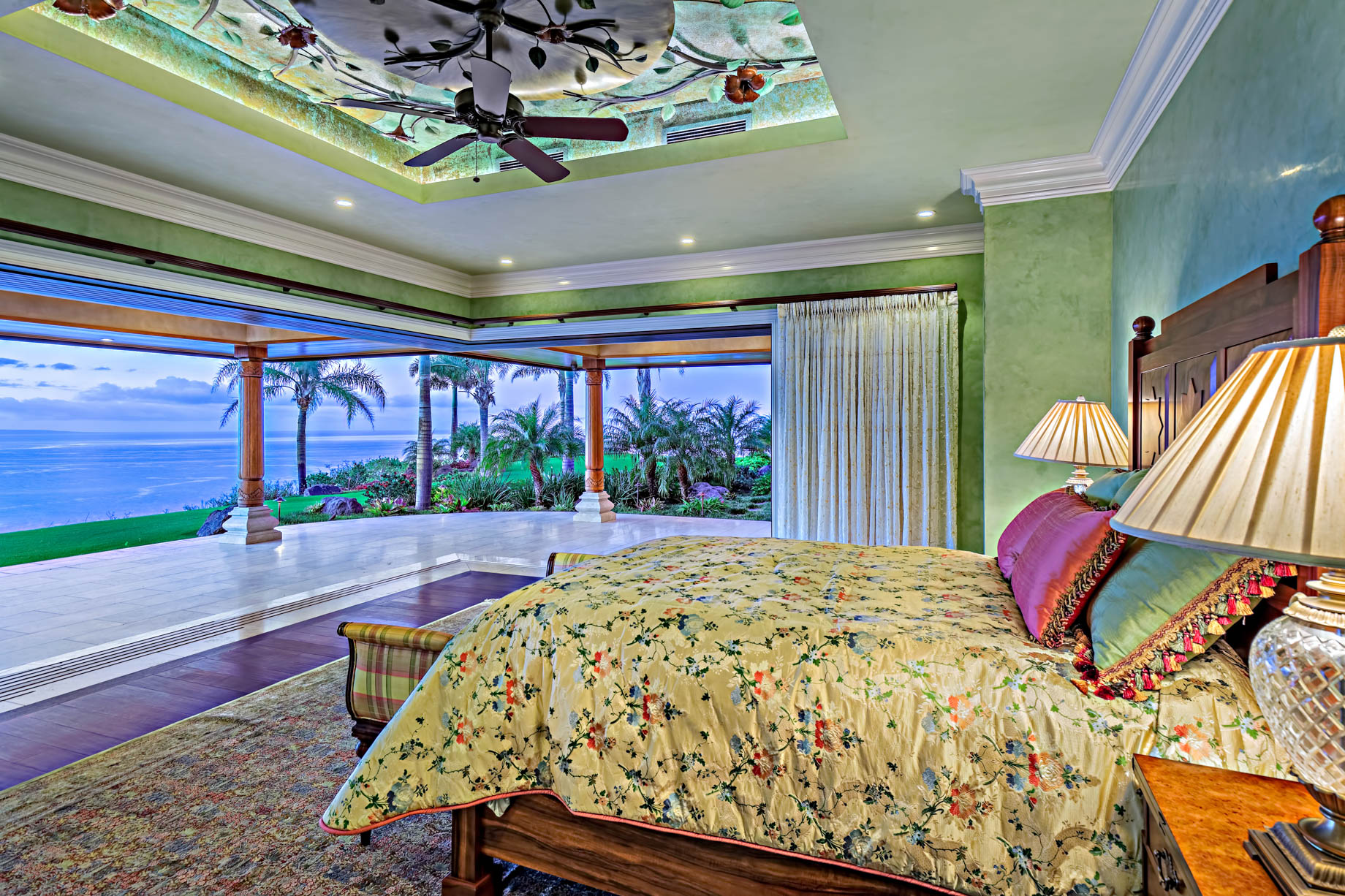 Maui Oceanview Estate - 454 Wailau Place, Lahaina, HI, USA