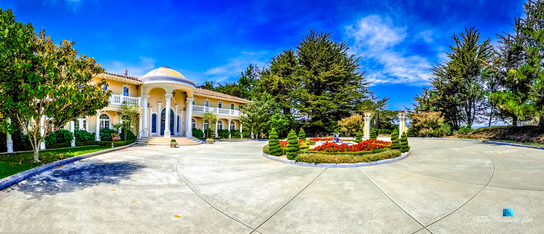 Pano - Villa Viscaya Estate - 112 Holiday Dr, La Selva Beach, CA, USA