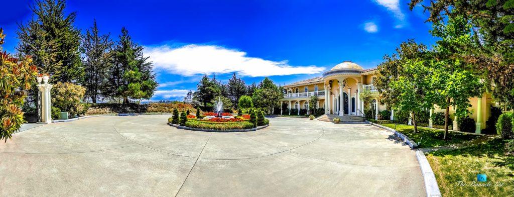 398 Pano - Villa Viscaya Estate - 112 Holiday Dr, La Selva Beach, CA, USA