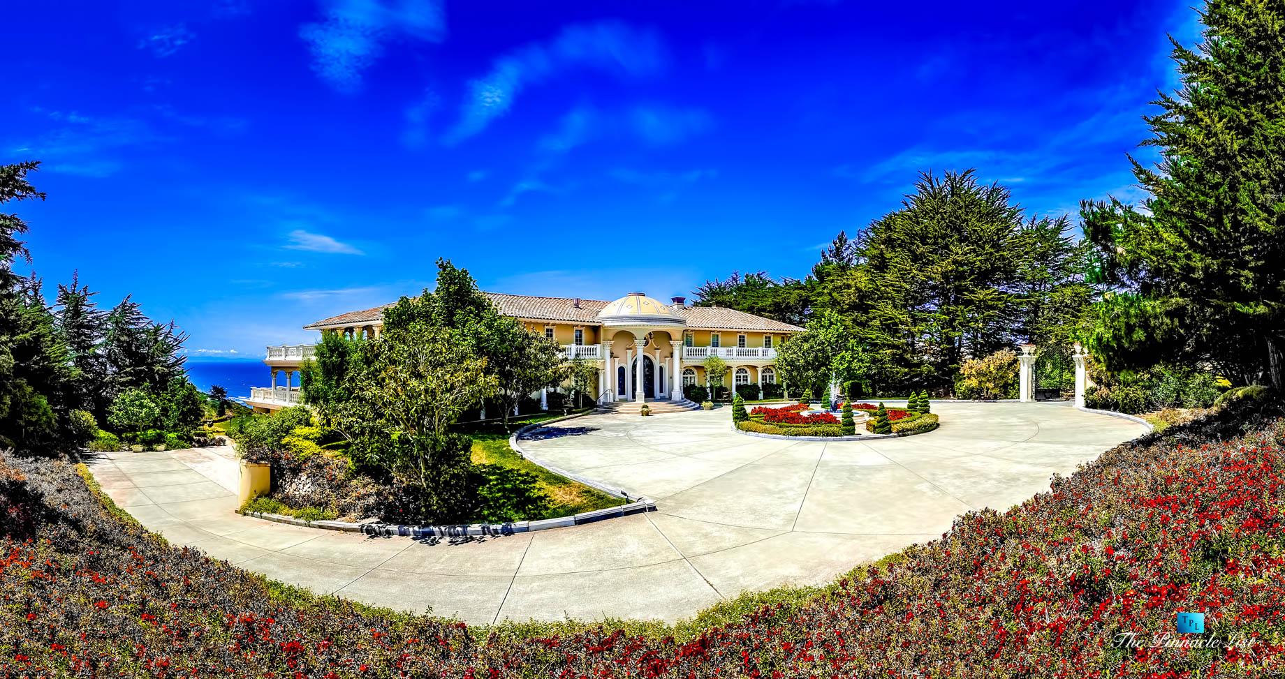 Pano – Villa Viscaya Estate – 112 Holiday Dr, La Selva Beach, CA, USA