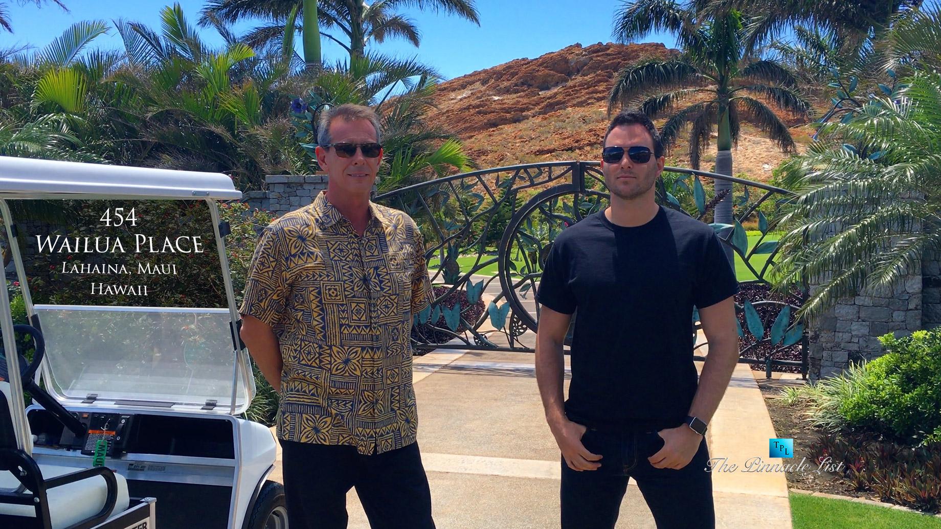 Maui Trophy Property - 454 Wailau Pl, Lahaina, HI, USA - Marcus Anthony & Dean Otto - Luxury Real Estate