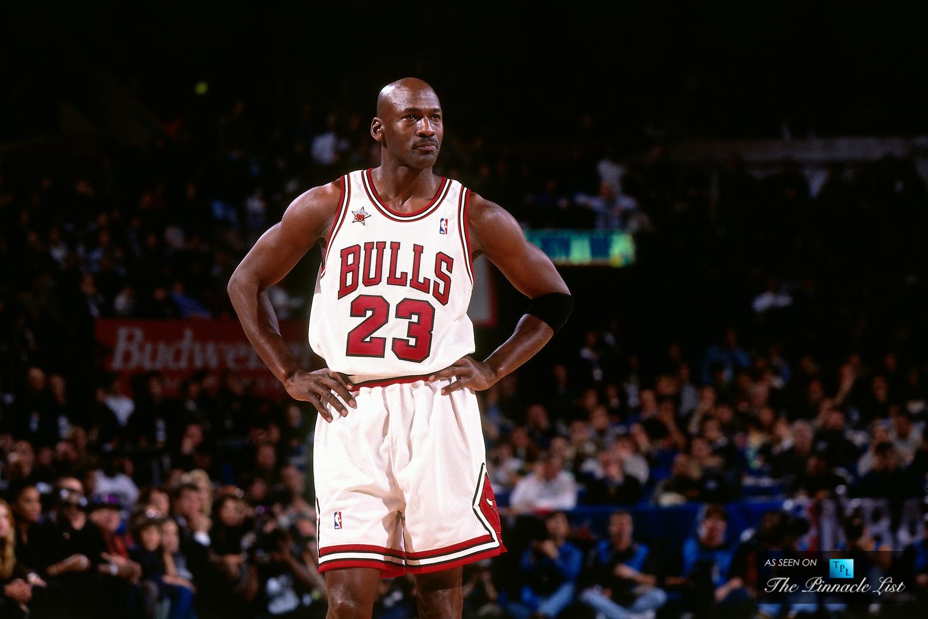Michael Jordan - The Luxury Lifestyle of 3 NBA Stars
