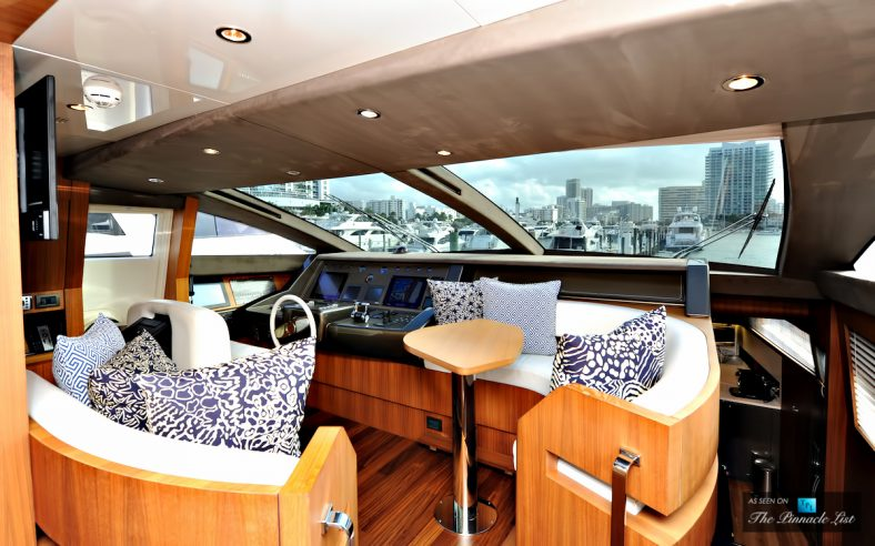 Sensational SEA SIX Luxury Yacht Offered For Sale with Recent Price Reduction