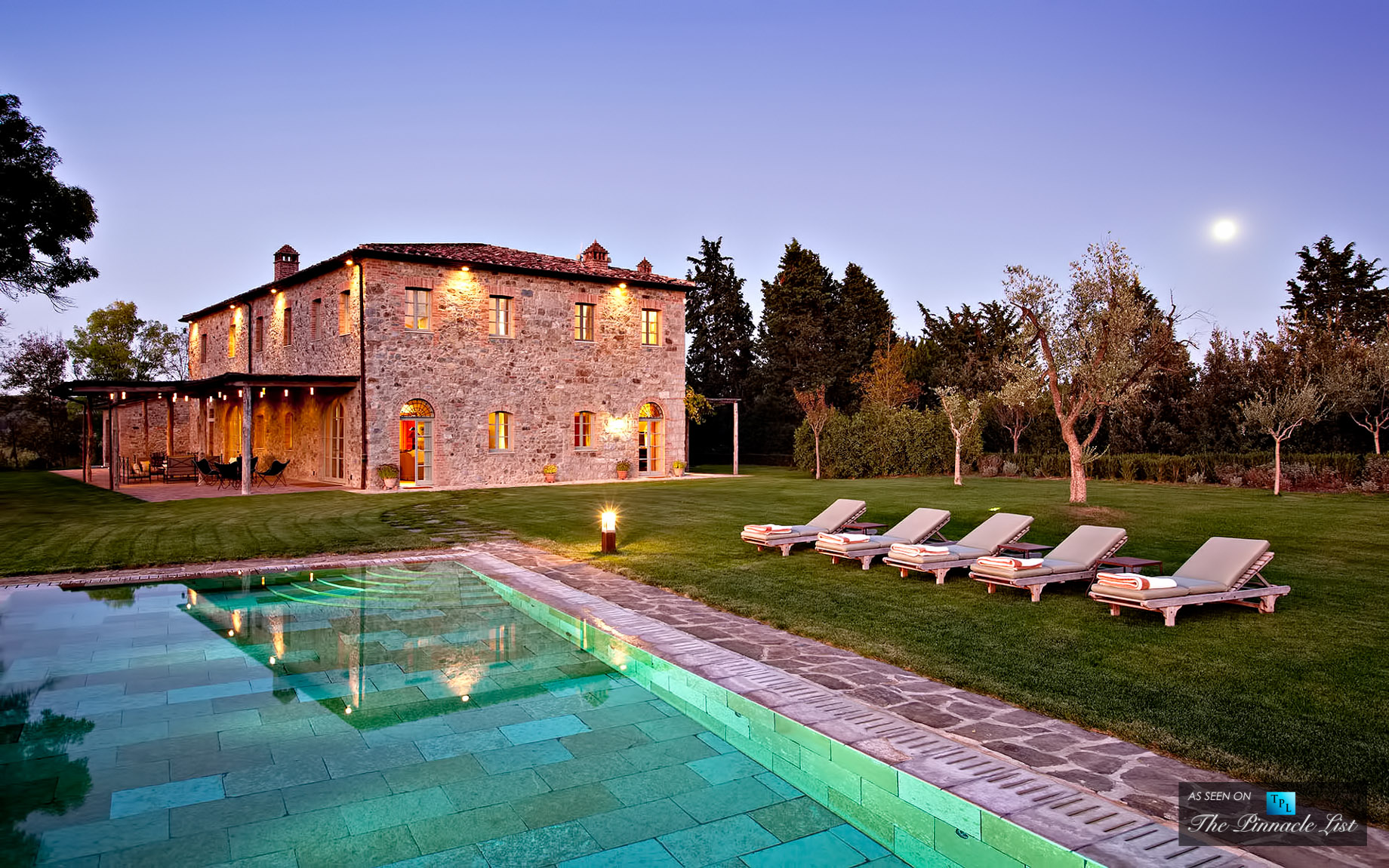 Casa Biondi – Tuscany, Italy – The 5 Best Rural Villas in the Mediterranean for Luxury Retreats