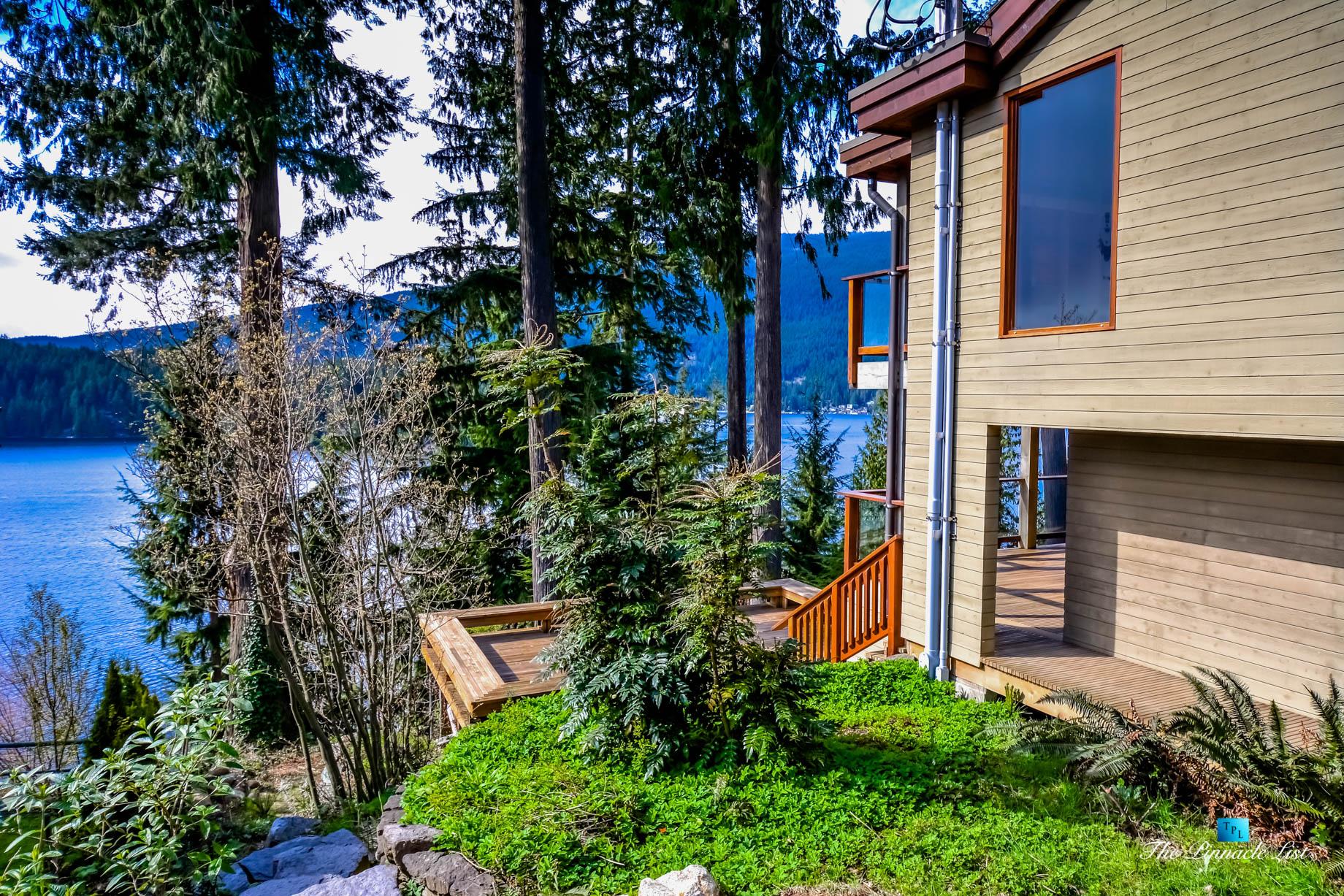 Woodhaven - 3451 Senkler Rd, Belcarra, BC, Canada