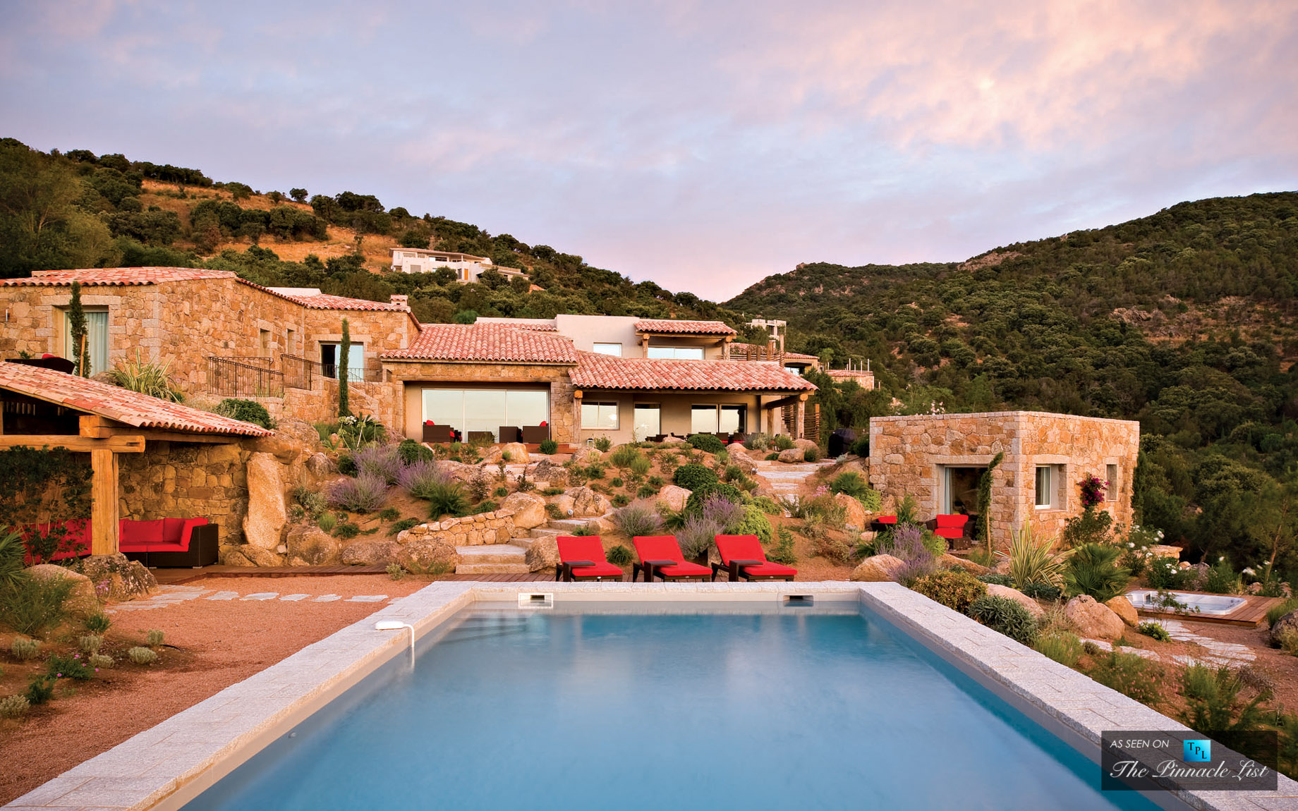 Villa Scorpio - Corsica, France - The 5 Best Rural Villas in the Mediterranean for Luxury Retreats