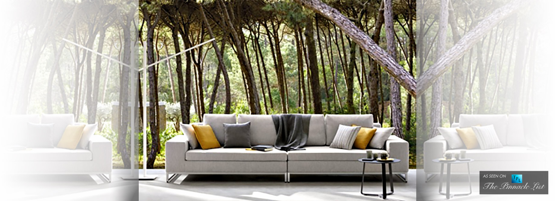 Hot Fare - Outdoor Luxury Living with Furniture for Australian Winter Entertaining