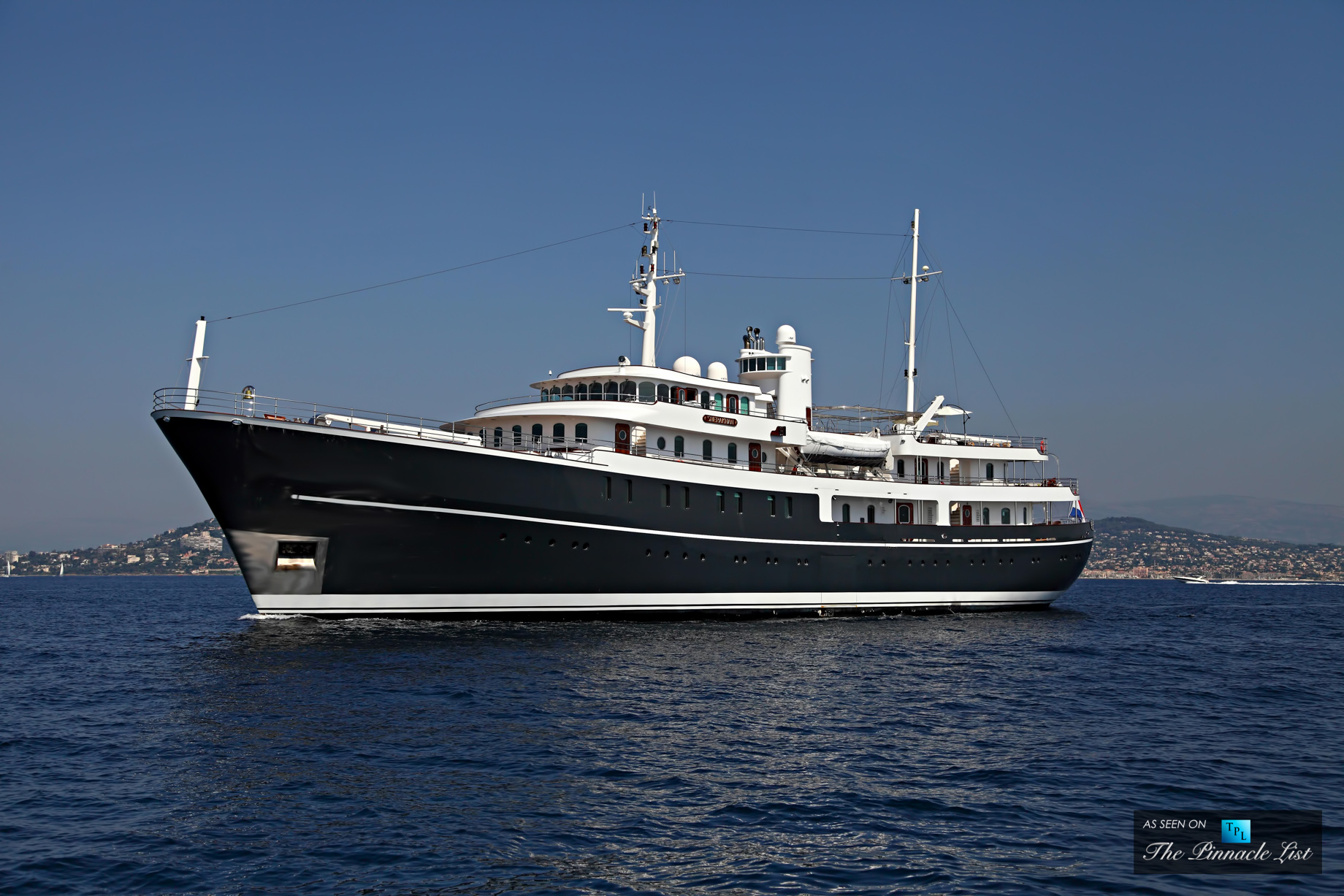 Sherakhan - Four Classic Superyachts Offering Timeless Elegance and Modern Comfort