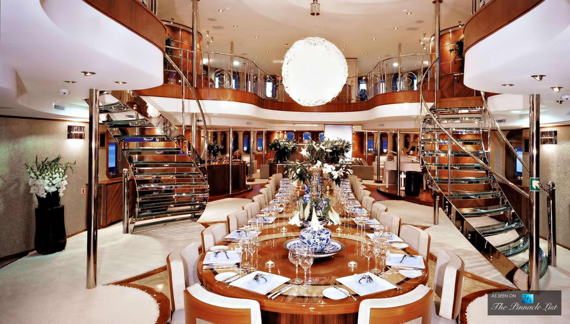 Sherakhan – Four Classic Superyachts Offering Timeless Elegance and Modern Comfort