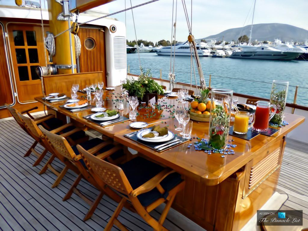 Fleurtje - Four Classic Superyachts Offering Timeless Elegance and Modern Comfort