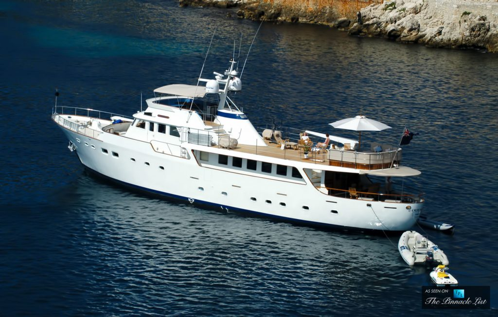 Il Odissey - Four Classic Superyachts Offering Timeless Elegance and Modern Comfort