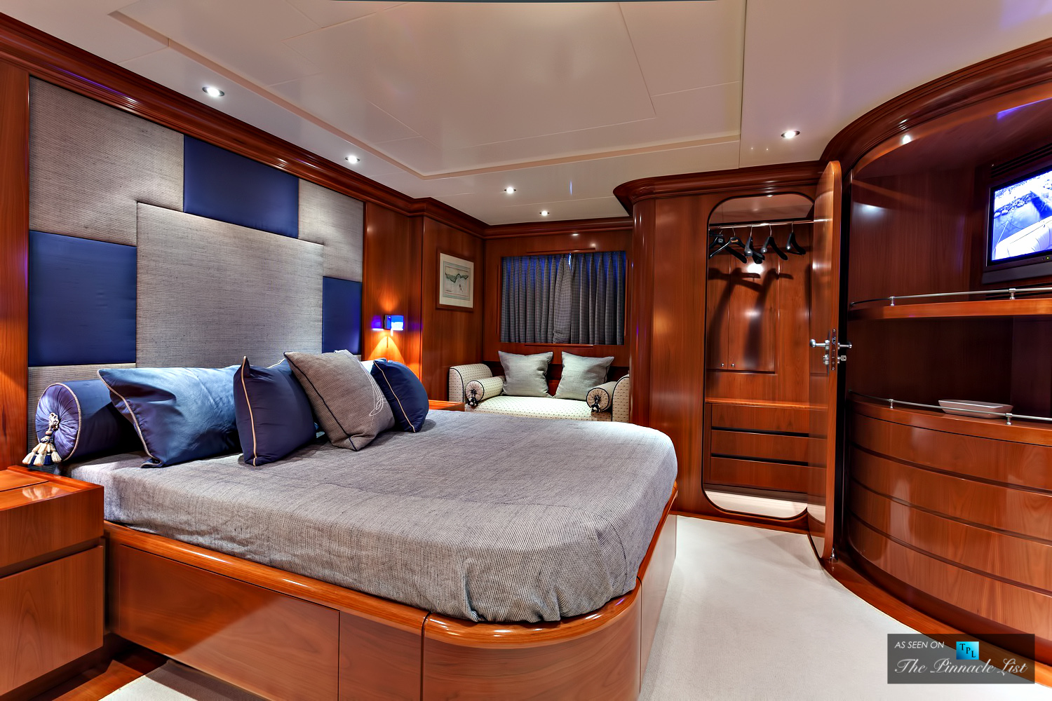 Zambezi - Five Luxury Superyachts Available for a Summer Charter