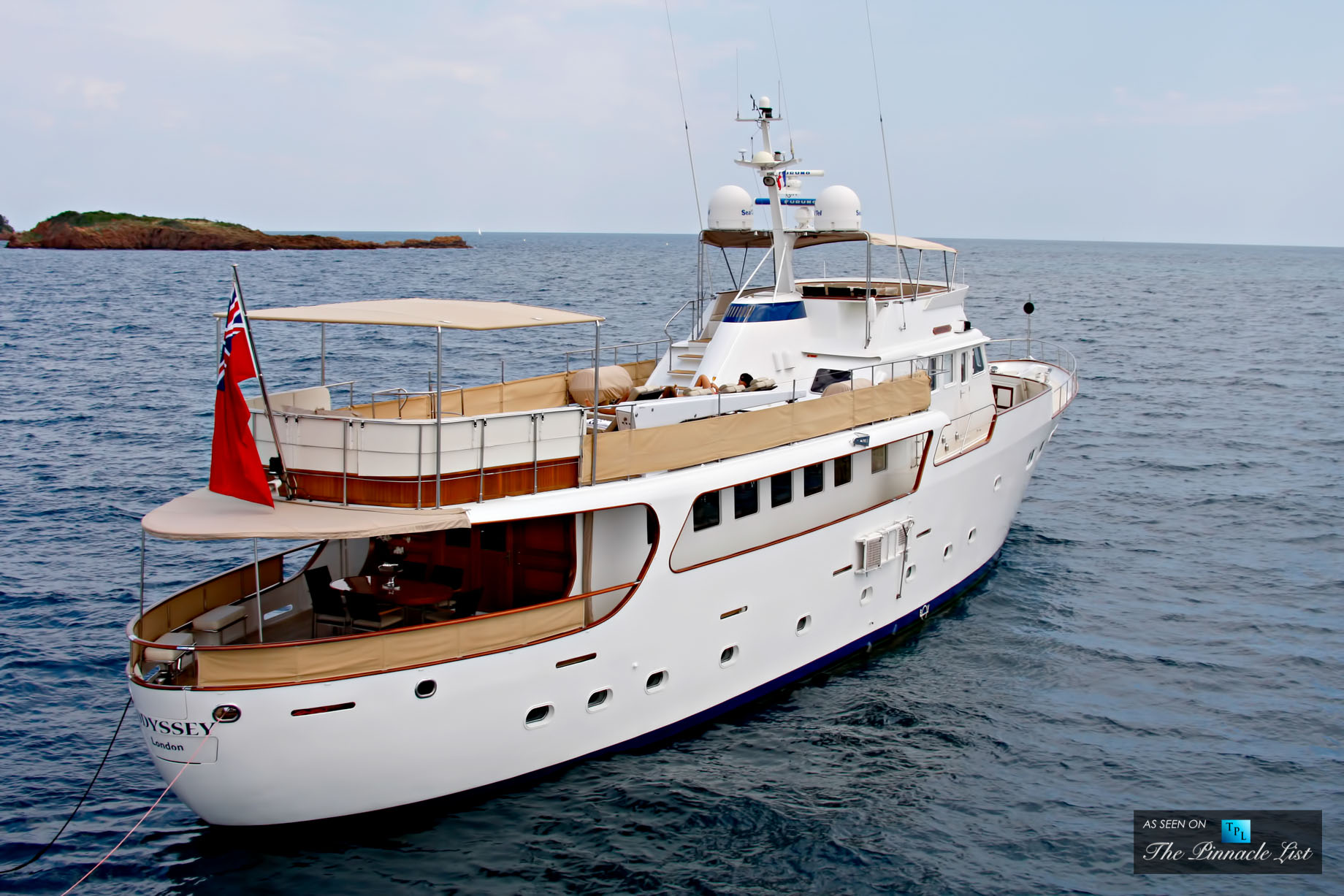 Il Odissey – Four Classic Superyachts Offering Timeless Elegance and Modern Comfort
